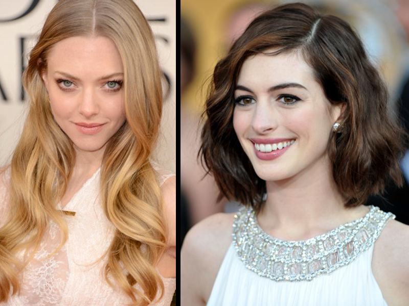 Choosing Hairstyles for your body-type |