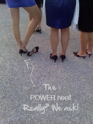 Power heel