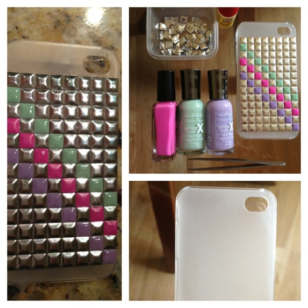 embellished iPhone covers