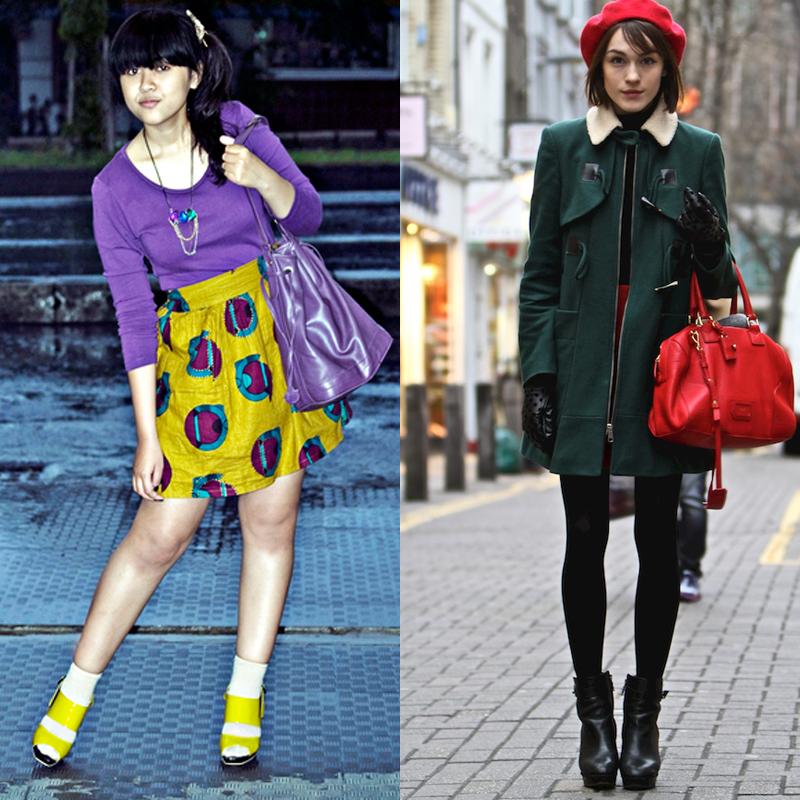 Complimentery Color Scheme Fashion Split Complimentary