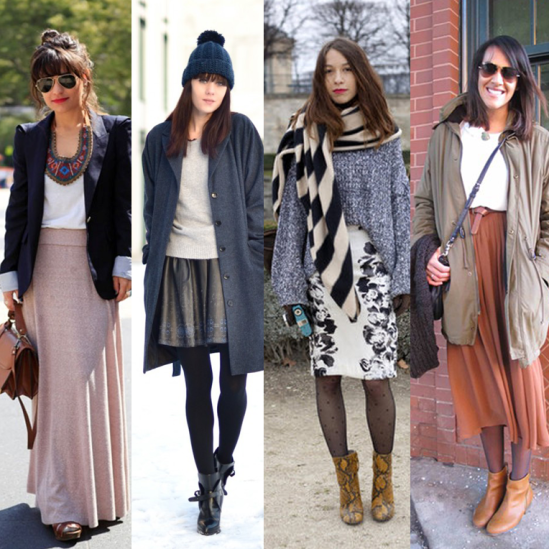 summer clothes in winters