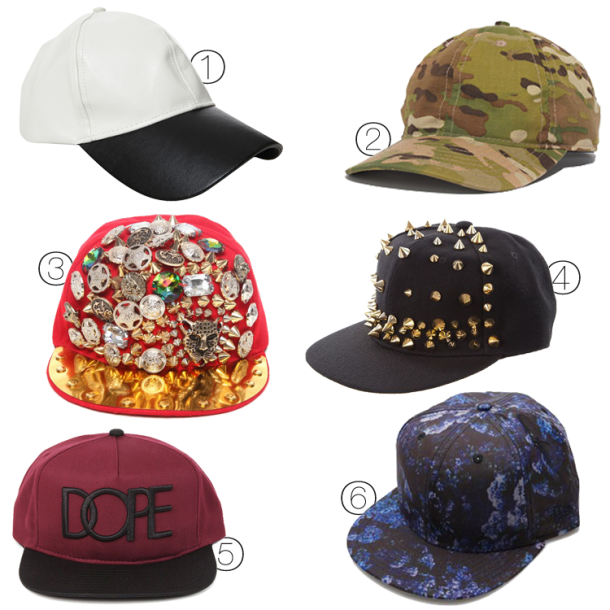 Best-baseball-caps-for-fall-2013