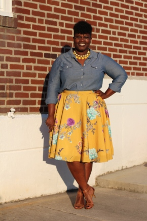 Plus size fashion doesn't have to beboring