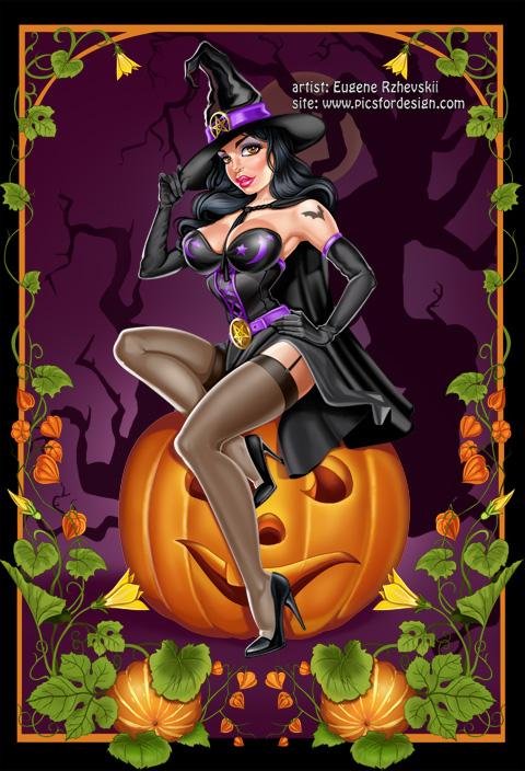 pumpkin-witch-halloween-costume-inspiration