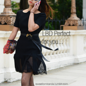 3 ways to wear an LBD for all body shapes