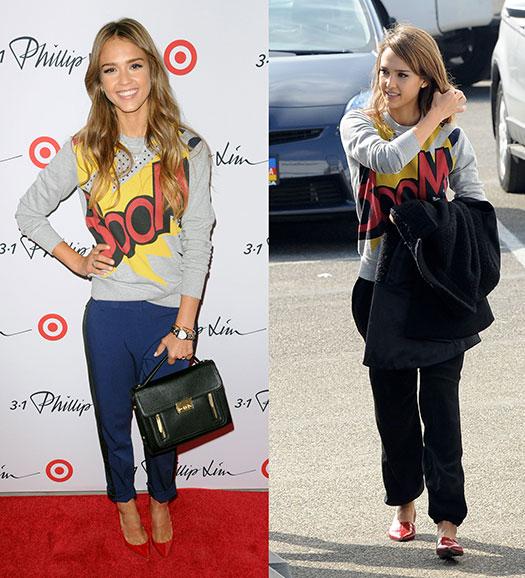 Jessica-alba-pow-tshirt