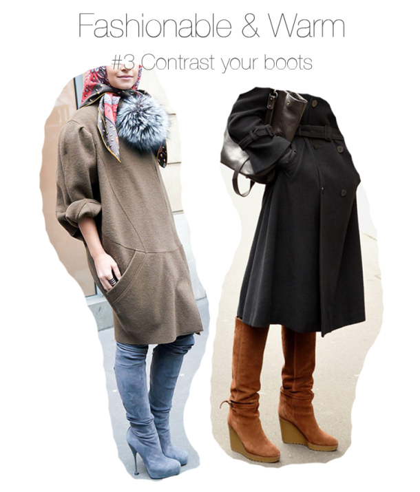 fashionable-and-warm-contrast-your-boots