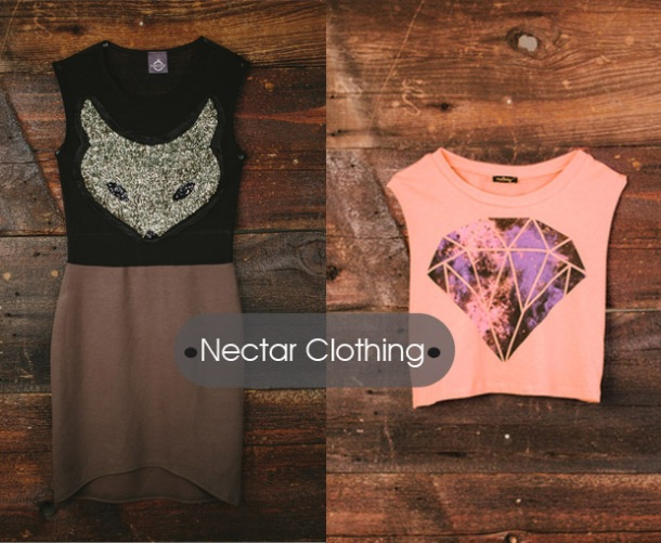 nectar clothing