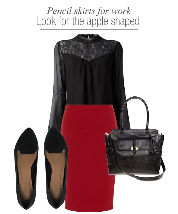 pencil-skirts-for-work-wear-for-apple-shaped-women-copy
