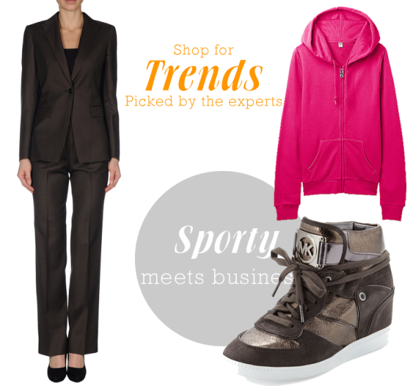 sporty-meets-business
