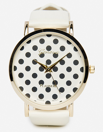 Polks dotted watch under 50$