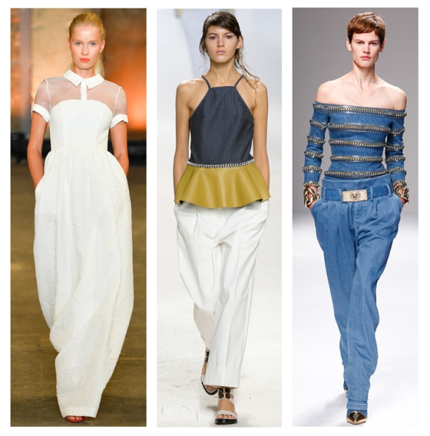 2014 Fashion Trends for a Pear-Shaped Women