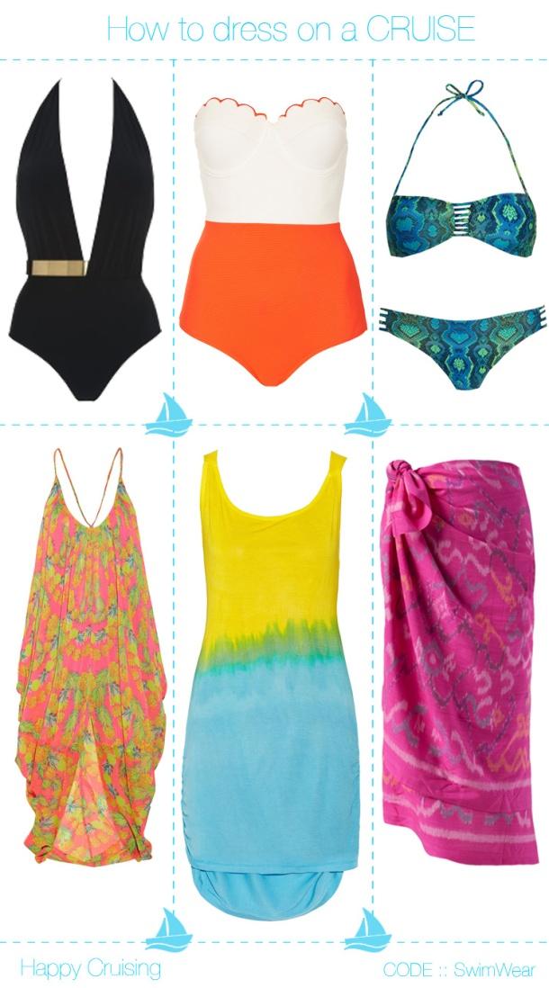Swimwear-dress-code-on-cruise-casual-wear-shopping-inspiration