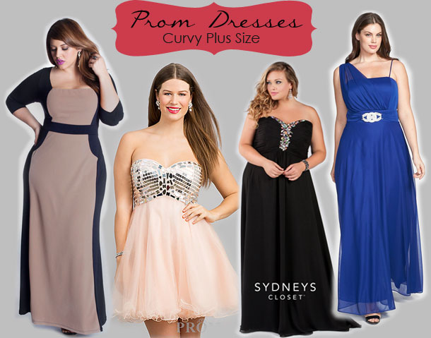 Busty Prom Dresses for Teens