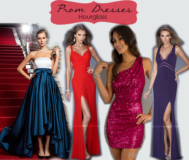Prom Dress For Hourglass Shape Miring