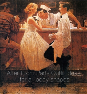After Prom Party Outfit Ideas for all body shapes