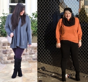 3 Casual Outfit ideas and Tips for the Plus Size College Girl