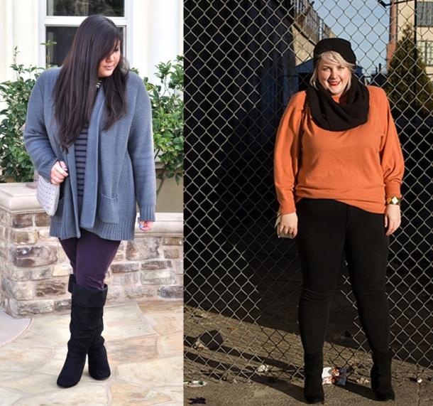 Slouchy-cardigan-on-plus-sized-women