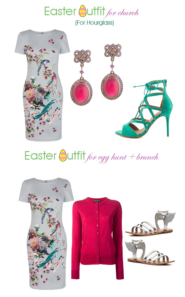 5 outfit ideas for Easter (Church service + Brunch & Egg ...