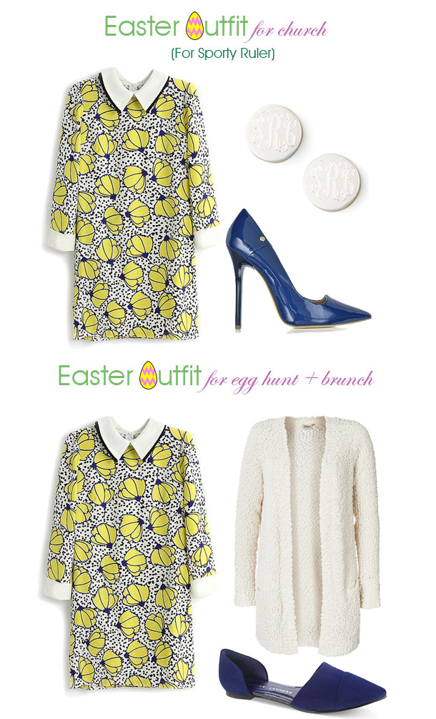 easter-outfit-idea-for-church-egg-hunt-brunch-sporty-ruler-rectangle-boyish-shape