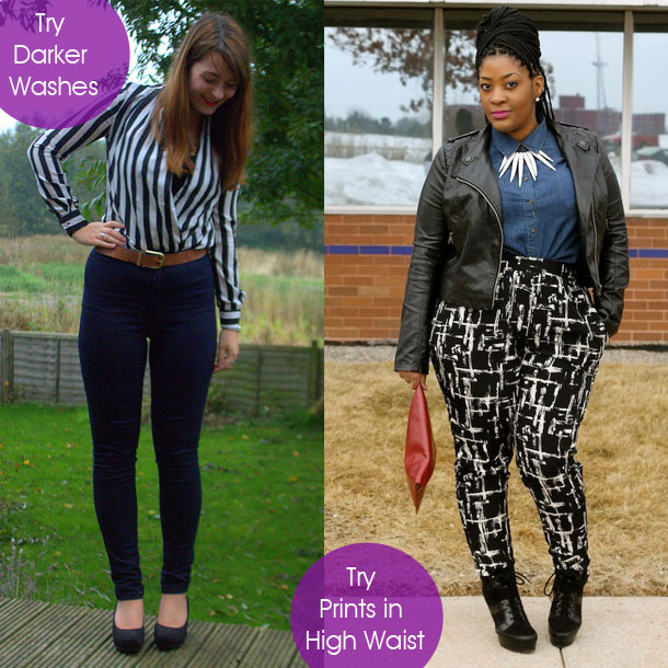 how-to-wear-high-waisted-jeans