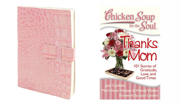 mothers-day-gift-ideas-diary-and-books