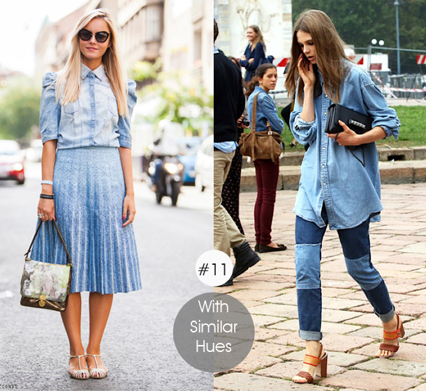 14-ways-to-wear-denim-chambray-shirt-street-style-with-similar-huest